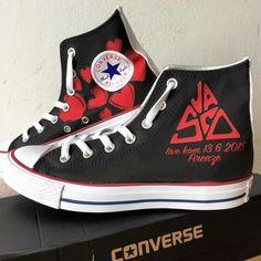 scarpe converse vasco rossi
