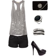 Going Out, created by caseyleann88 on Polyvore