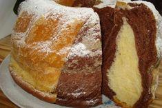 Kelt kakaós kuglóf   Budafoki élesztő Ring Cake, Winter Food, Pound Cake, Scones, Cornbread, French Toast, Bakery, Sandwiches, Muffin