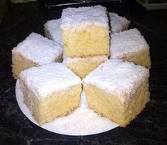 Hungarian Cake, Hungarian Recipes, Bread Recipes, Cake Recipes, Cooking Recipes, Winter Food, No Bake Desserts, No Bake Cake, Cake Cookies