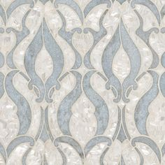 tile for my kitchen backsplash Damask Azul Cielo Polished Water Jet Mosaic Marble Mosaic, Marble Floor, Mosaic Tiles, Hexagon Backsplash, Copper Backsplash, Beadboard Backsplash, Herringbone Backsplash, Cement Tiles, Backsplash Ideas