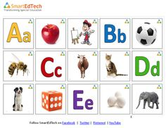 ABC Flashcards for Cariboo