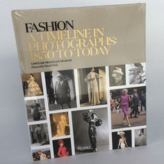 Fashion Timeline from Glass House for $75.00