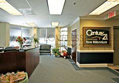 century 21 office lobby - Google Search