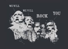 We Will Rock You T-Shirt | SnorgTees