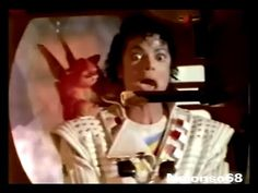 Michael Jackson - Captain Eo (Behind the scenes) RARE - YouTube