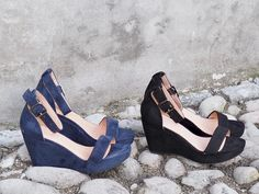 Simple Wedge Sandal😎  #newin #ss17 #wedge #sandal #biancoherning #herningcity