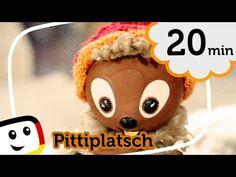 PITTIPLATSCH SPEZIAL 2: 4 Filme mit Sandmann, Pitti, Schnatterinchen, Moppi - Sandmannshop - YouTube Ddr Museum, 20 Min, Cartoon, Humor, Youtube, Kids, Character, Movies, Drawings