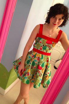 Homemade Dress 4: Fairytale dress!