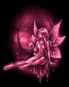 Pink Fairy Pretty Charming