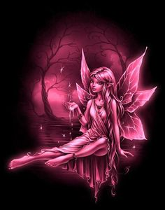 Pink Fairy Pretty Charming