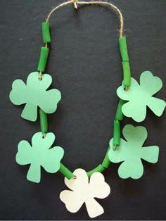 Cute craft necklace