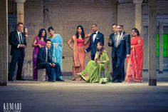 Love this Indian bridal party shoot. Image courtesy of Kumari Photo + Cinema. Discover more Indian Bridal Party inspiration at www.shaadibelles.com #weddings #southasian #shaadibelles #bridemaids Indian Bridal Party, Punjabi Wedding, Cinema, Asian, Weddings, Image, Inspiration, Biblical Inspiration, Movies