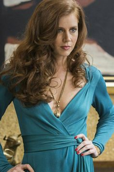 """Sony PicturesAmy Adams in """"American Hustle.""""Amy Adams earned her fifth Oscar nomination for her work in David O. Russell's """"American Hustle,"""" but working o. Fashion Mode, 70s Fashion, Fashion Beauty, American Hustle Amy Adams, American Hustle Fashion, Style Année 70, Actress Amy Adams, 70s Mode, Denim Overalls"""