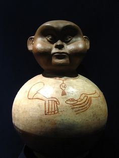 Mochica ceramic, Trujillo's archeological museum