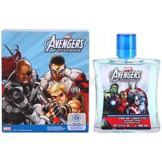 EP Line Avengers Eau de Toilette para crianças | fapex.pt