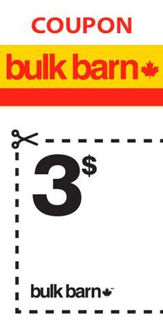 Rabais de 3$ chez Bulk Barn. Fin le 30 avril.  http://rienquedugratuit.ca/coupons/rabais-de-3-chez-bulk-barn/