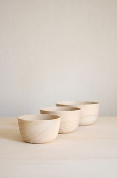New Ideas Wood Design Object Tableware Japan Design, Nachhaltiges Design, Wood Design, Interior Design, Japanese Minimalism, Wood Bowls, Sweet Home, Wood Turning, Wood Crafts