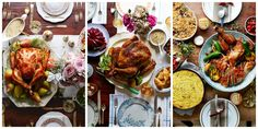 22 Easy-to-Make Complete Thanksgiving Menus  - CountryLiving.com