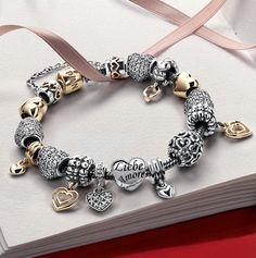 One of Denmark's jewelry brands Pandora, known for the Pandora Bracelets and charms!  #danishdesign #danishdesignicons
