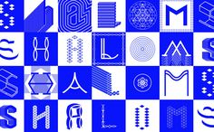 New Logo and Identity for the Jewish Museum by Sagmeister & Walsh shalom, wrapping paper, branding system