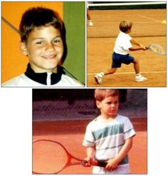 Baby Roger... he already has the little Roger look down in the bottom picture