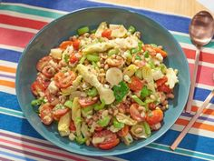 Get Canned Salad Recipe from Food Network