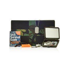 SAS Survival Kit Box