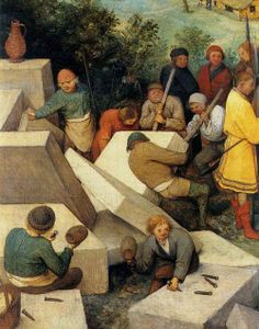 nataliakoptseva:  Pieter Bruegel the Elder The Tower of Babel...
