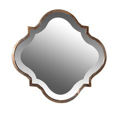 The Safi beveled mirror is small, but beautiful in a curvaceous arabesque design that is perfect for almost any room to lightening up your décor. Silver Wall Mirror, Ornate Mirror, Mirror Set, Beveled Mirror, Venetian Mirrors, Corner Mirror, Art Nouveau, Floor Standing Mirror, French Mirror