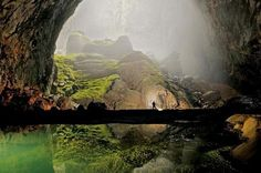 Son Doong Cave Vietnam: World's Largest Cave that has Forest and a River Opened for Tours [PHOTOS]