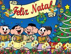 Feliz Natal Turma da Mônica