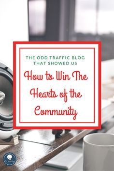 The Odd Traffic Blog That Showed Us How to Win The Hearts of the Community Email Marketing, Content Marketing, Social Media Marketing, Real Estate Photography, Photography Tips, Entrepreneur Ideas, Graphic Design Tips, Social Media Channels, Show Us