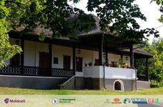 Casa-muzeu Alexandru Donici at www. Republica Moldova, Tourism, Pergola, Outdoor Structures, Outdoor Decor, Culture, Travel, Turismo, Viajes