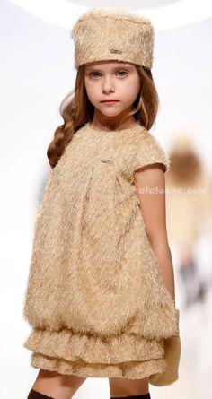 ALALOSHA: VOGUE ENFANTS: Sanmar AW' 2015 Fimi Fashion Week Madrid#more