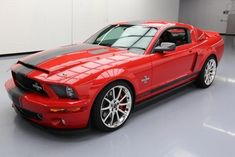 awesome Amazing 2008 Ford Mustang Shelby GT500 Coupe 2-Door 2008 FORD MUSTANG SHELBY GT500 SUPER SNAKE S/C 6SPD 22K #183483 Texas Direct 2017/2018