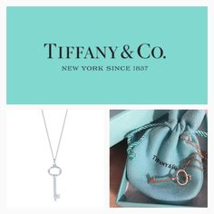 """AUTH Tiffany & Co. Oval Key Necklace  AUTH Tiffany & Co. Oval Key Necklace  Gently used. Sterling silver  16"""" long necklace with approx. 1.25"""" key marked with T&C markings.  comes with box and dust bag.     NO TRADES  POSH Rules Only   Customized Bundle Discounts   Offers please use offer button below  Tiffany & Co. Jewelry Necklaces"""