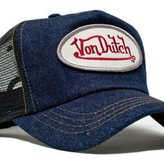Trucker hats. | 59 Things You'll Only Understand If You Were A Teenager In The Early 2000s