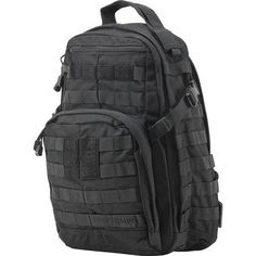 5.11 RUSH 12 Backpack, Black