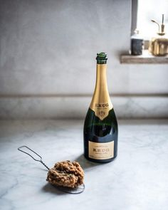 From @krugchampagneus Tag your friends and follow us for more... Krug Grande Cuvée for the second helping