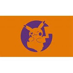 Pokemon Pikachu Pumpkin Carving Patterns Images | Pokemon Images