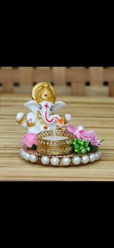 Diwali Candle Holders, Diwali Candles, T Lights, Hanging Flowers, Lord Ganesha, Snow Globes, Handmade, Home Decor, Hand Made