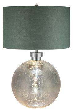 JAlexander Luna Mercury Glass Table Lamp available at #Nordstrom