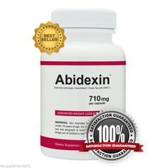 ABIDEXIN - Diet Pill - Best Diet Pill - Suppress your appetite, Lose weight fast #ad