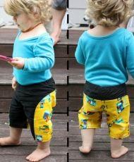 SewSet Shorts Pattens