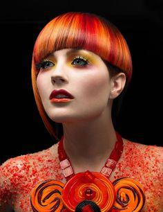 Kort Kapsel Avantgarde On Pinterest  Avant Garde Undercut And Short Hair C