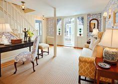 Nantucket's Union Street Inn redesigned by Dujardin Design Associates.