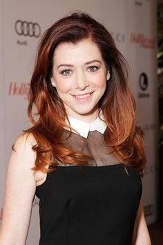 Just found out that Alyson Hannigan is an Alpha Chi Omega alumni! WHAT?! How awesome is that!! So not only do I love her acting (hello, How I Met Your Mother) but she's also my sorority sister! :) #LoveHer