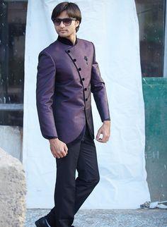 nehru jacket modern outfit - Google Search