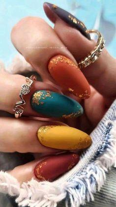 Beautiful Nail Art, Gorgeous Nails, Pretty Nails, Elegant Nails, Stylish Nails, Classy Nails, Dream Nails, Love Nails, One Color Nails